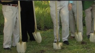 Ground breaking for Habitat for Humanity homes - Video