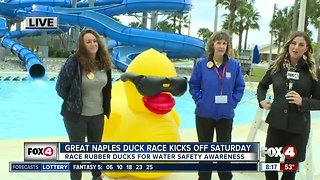 Great Naples Duck Race raises money and awareness for water safety