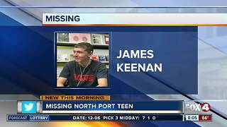 Missing North Port teen - Video