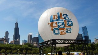 Lollapalooza Lineup Announced