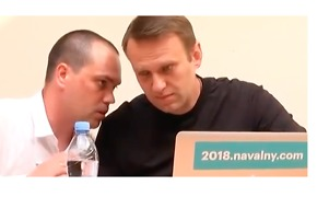 Russian Opposition Leader Navalny Calls Prosecution a Political Persecution - Video