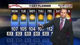 13 First Alert Weather for July 1 - Video