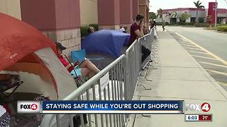 Crooks target shoppers at Miromar Outlets - Video
