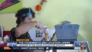 The Charmery opens 3rd location - Video