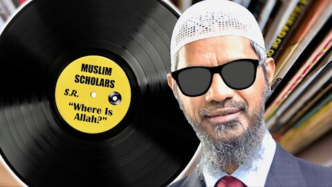 Where Is Allah? The Izzlamic Scholars Remix!