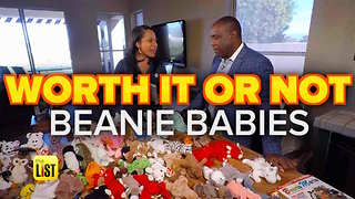 Worth It or Not w/ Rowlan Hill: Beanie Babies