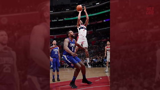 """Freak Rule"" Changes Ending Of Wizards-Clippers Game - Video"