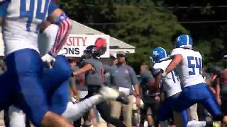 Baker beats Peru State College 65-42 - Video