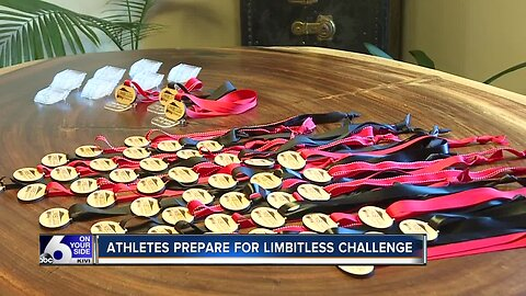Athletes prepare for Limbitless Challenge