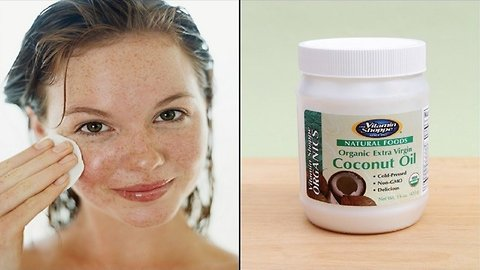 10 Reasons You Start Putting Coconut Oil On Your Face & Skin | Health and Nutrition Channel