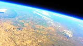 GoPro Weather Balloon Flies Into Stratosphere Above Denver - Video