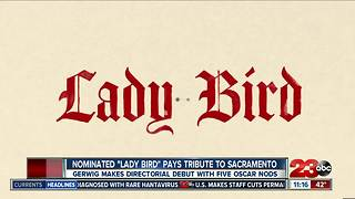 Oscar-nominated movie Lady Bird based on real experiences