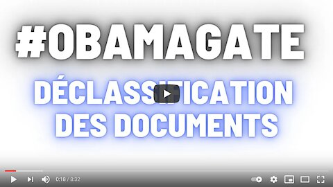 [VOSTFR] #Obamagate Déclassification des documents ¦ Miniver 1984