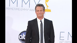 Matthew Perry confirms Friends reunion has been pushed back to March 2021