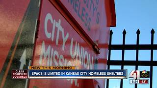 City Union Mission to open new shelter in KC focused on treating mental illness - Video