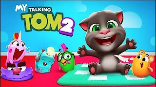 My Talking Tom 2 Gameplay Review