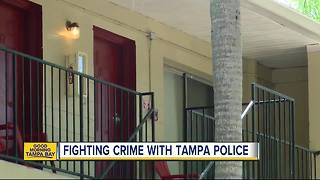 Apartment complexes fighting crime with Tampa Police Department's Crime-Free Multi Housing Program