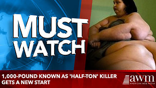 1,000-Pound Known As 'Half-Ton' Killer Gets A New Start - Video
