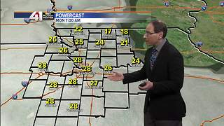 Jeff Penner Saturday Afternoon Forecast Update 3 3 18 - Video