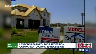 Lessons learned: 2008 recession compared to COVID-19 recession