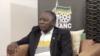 Cyril Ramaphosa Confirmed As South Africa's New President - Video