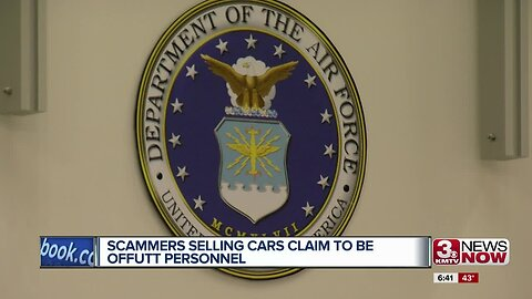 Scammers often claim to be based at Offutt