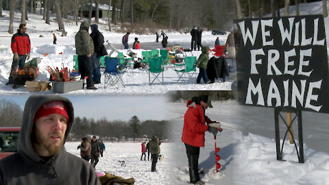 Old Normal Returns: Maine People Take Their Lives Back From Governor Mills During Free Fishing Week