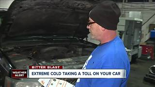 Winterize your car mechanics say, before it's too late - Video