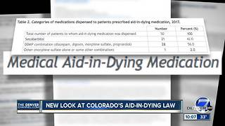 69 end-of-life prescriptions written in Colorado's first year of program