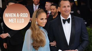 A-Rod didn't know who J.Lo was when they met - Video