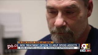 Doctors can now treat more patients for addiction - Video
