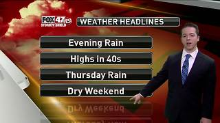 Dustin's Forecast 11-28 - Video