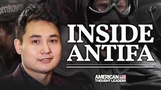 """Andy Ngo: Infiltrating CHAZ; Antifa's Plot to Destroy America; """"Unmasked"""" 