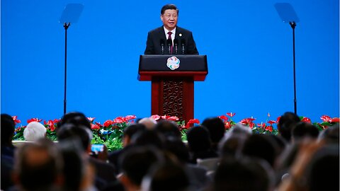 China's Xi urges Nation to prepare for difficult times as trade war simmers