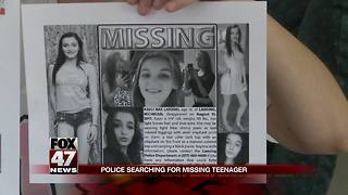 Mid-Michigan family needs help finding daughter