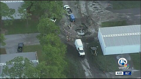 Water restored to much of Fort Lauderdale following widespread outage, official confirms