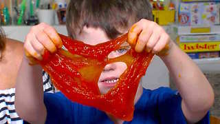 DIY Soda Pop Slime You Can Actually Eat! - Video