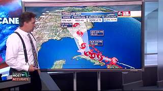 Hurricane Irma update | Florida's Most Accurate Forecast with Denis Phillips on Thursday at 5:30 pm - Video