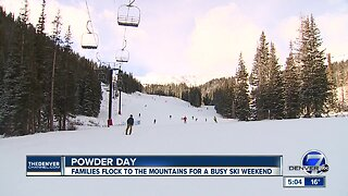 What to expect for Thanksgiving weekend skiing and snowboarding in Colorado