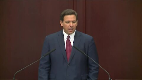 Florida Gov. Ron DeSantis delivers State of the State address