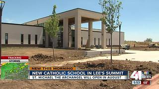 New Catholic high school to open in Lee's Summit - Video