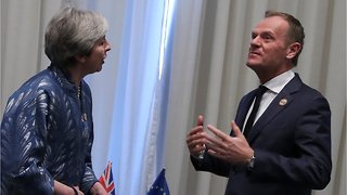 Tusk Urges European Parliament To Allow Britain A Long Extension On Brexit Talks