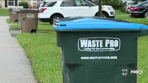 Waste Pro responds after Fox 4 investigates trash not picked up