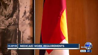 President Trump's Medicaid work requirement: How will it impact Colorado? - Video
