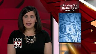 Lansing City Council approves Mayor's Budget