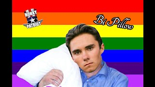 DAVID HOGG TAKES ON MY PILLOW'S MIKE LINDELL !