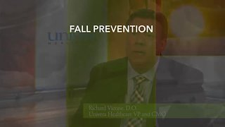 Univera Fall Prevention Your Health Matters - Video