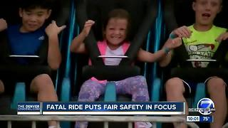 Arapahoe County Fair to pull down ride after deadly Ohio accident - Video
