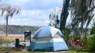 The Best Camping Spot In Florida - Video