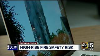 How safe are apartments, high rises in Arizona? - Video